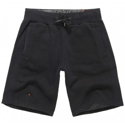 Short Superdry Orange Label Lite Moody Jet Black