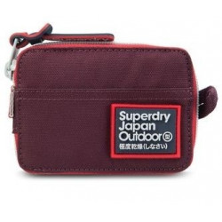 Portefeuille Superdry Trinity Wallet Port