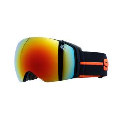 Masque De Ski Superdry Snow Goggle Black Orange