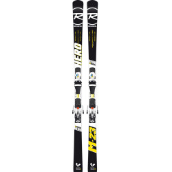 Pack Ski Rossignol Hero Master + Fixation Look SPX
