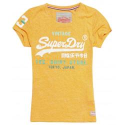 T-shirt Superdry Shirt Shop Captain Coral Snowy