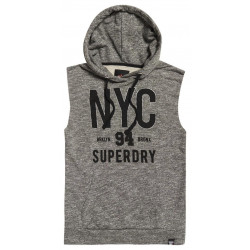 Sweat Sans Manches Superdry Nyc Sleeveless Sporty