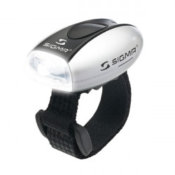 Lampe Sigma Micro LED Argent