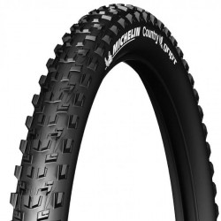 Pneu VTT Michelin Country Grip'R Tr 26x2.10 Noir