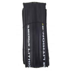 Pneu Vélo Michelin Lithion 3 700x25 25-622 Noir