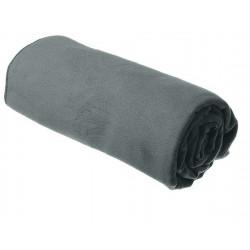 Serviette STS Drylite Towel Micro Fibre Grey