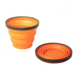 Tasse Pliable STS X-Mug Orange