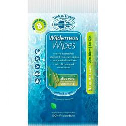 Pack de 8 Lingettes STS Wilderness Wipes