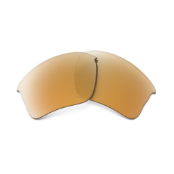Verres Oakley Lens Flak Jacket Xlj Persimmon Iri