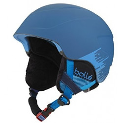 Casque De Ski Bollé B-Lieve Soft Blue Brush