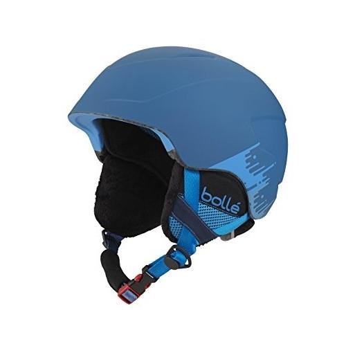 casque de ski boll b lieve soft blue brush precision ski. Black Bedroom Furniture Sets. Home Design Ideas