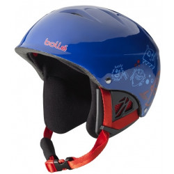 Casque De Ski Bollé B-Kid Shiny Blue Monster