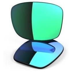 Verres Oakley Lens Jupiter Squared Jade Iridium