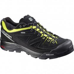 Chaussures Salomon X Alp Ltr Gtx Black Geko