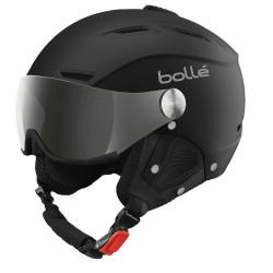 Casque De Ski Bollé Backline Visor Blk/Silver