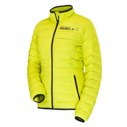 DOUDOUNE JUNIOR HEAD RACE TEAM INSULATED YELLOW