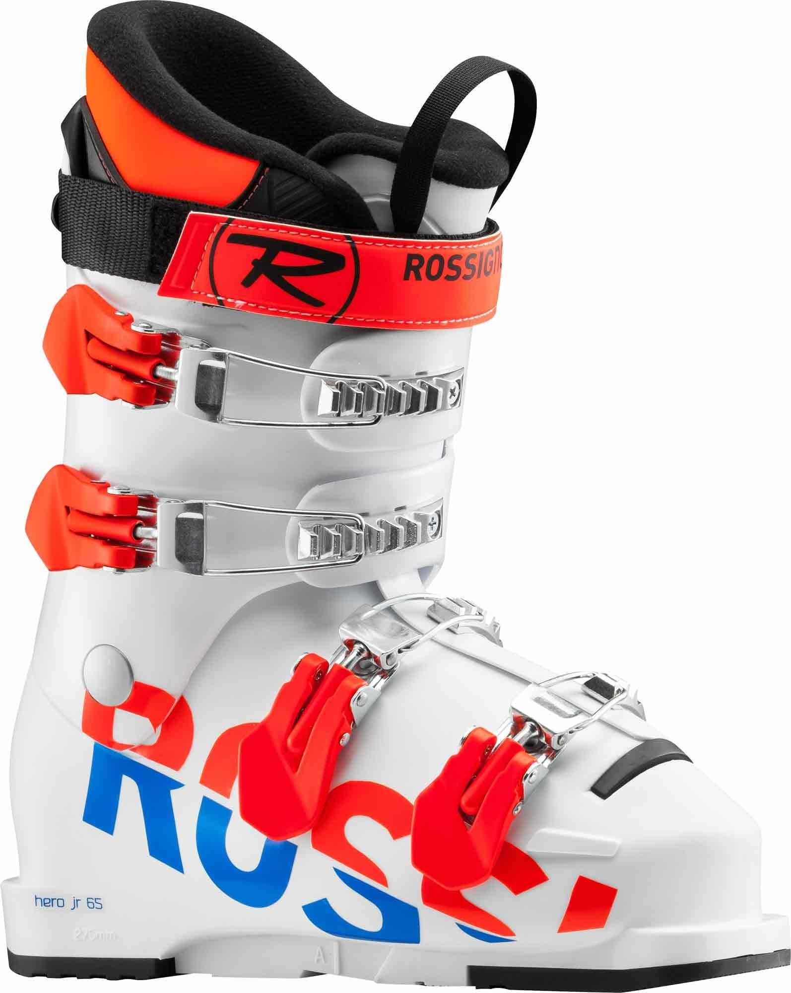 WHITE Ski SC de chaussures HERO de 70 sur ROSSIGNOL ski Précision WC nvw0ymN8O