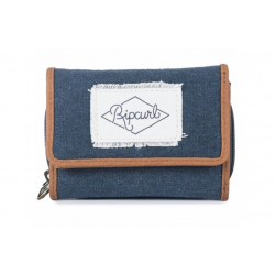 Portefeuille Rip Curl Fresno Wallet Insignia Blue