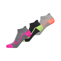 Chaussettes Superdry Sport Fluro Coral/Lime/Pink