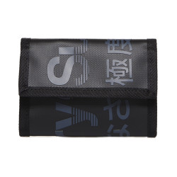 Portefeuille Superdry Presenter Wallet Black