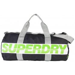 Sac de Sport Superdry International Barrel Grey