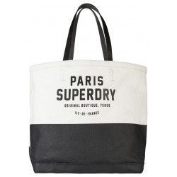 Sac Fourre-Tout Superdry Two Tone Tote Natural