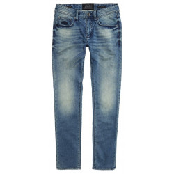 Jean Superdry Jogger Boxer Blue Used