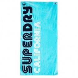 Serviette Superdry Surf Blue Beach Towel