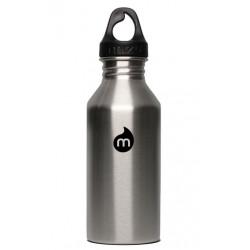 Gourde Mizu M4 400 ml Stainless Black Print