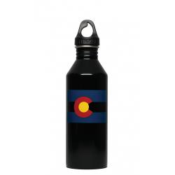 Gourde Mizu M8 800 ML Colorado Glossy Black