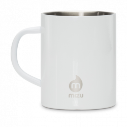Tasse Isotherme Mizu Camp Cup 450 ML Glossy White