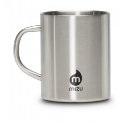 Tasse Isotherme Mizu Camp Cup 450 ML Stainless
