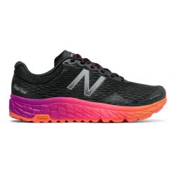 Baskets Trail Running New Balance Fresh Foam Hierro V2 Black Orange