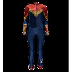 Combinaison De Ski Compétition Spyder Girl's Performance Gs French Blue Marvel