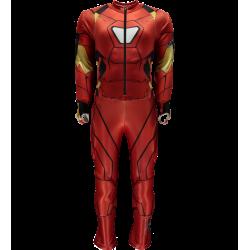 Combinaison De Ski Compétition Spyder Men's Performance Gs Red Iron man