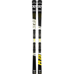 Pack Ski Rossignol Hero Master R21 WC + Fixation Look SPX 12 RKF