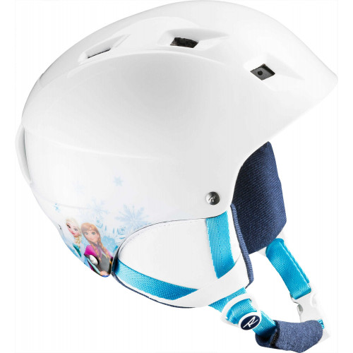 casque junior comp j frozen de rossignol sur pr cision ski. Black Bedroom Furniture Sets. Home Design Ideas