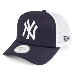 Casquette New Era Clean Trucker NY Yankees Navy