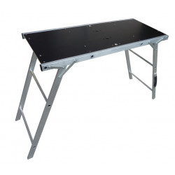 Table de Fartage Alpin Vola Black / Silver
