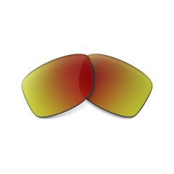 Verres Oakley Lens Jupiter Squared RubiIridium