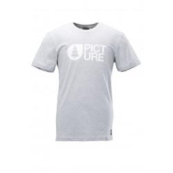 T-shirt Picture Organic Basement Grey