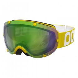 Masque de Ski Poc Lobes Samarium Yellow