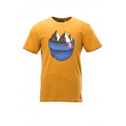 T-shirt Picture Organic Java Camel