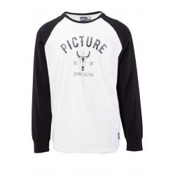 T-shirt Picture Organic Stock Black