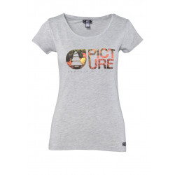 T-shirt Picture Organic Fall Grey