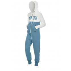 Jumpsuit Picture Organic Magy Petrol Blue