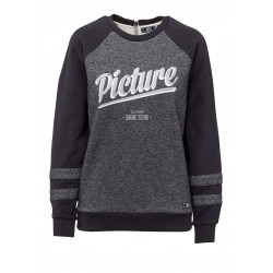 Sweat Picture Organic Felpa Black