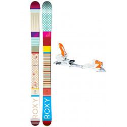 Pack Ski Roxy Bonbon + Xpress 7