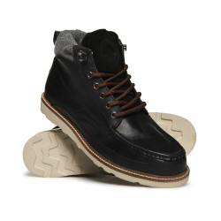 Chaussures Superdry Mountain Range Black