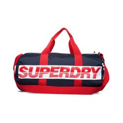 Sac De Sport Superdry International Barrel Navy